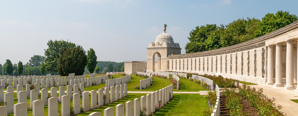 Flander Fields full-day Tour from Brussels