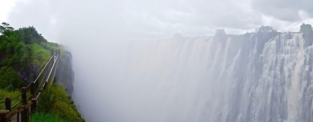 Tour delle Cascate Victoria in Zambia