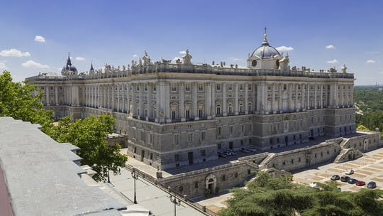 Madrid Royal Palace skip-the-line tickets and tour with an expert guide