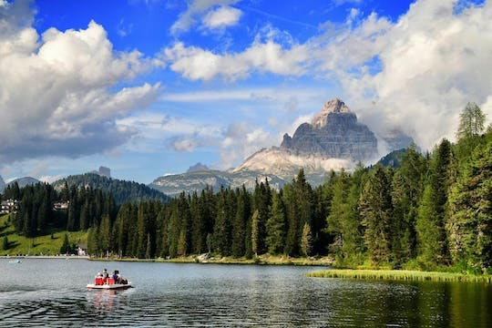 Cortina and the Dolomites day trip from Venice
