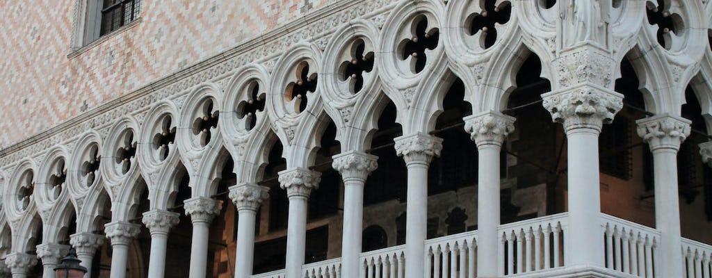 Tour sin colas por la Venecia histórica con paseo en góndola
