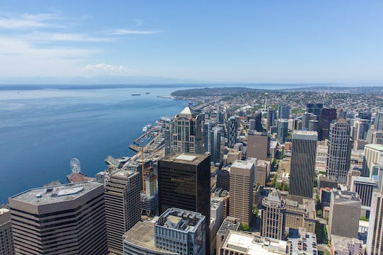 Seattle Sky View Observatory tickets