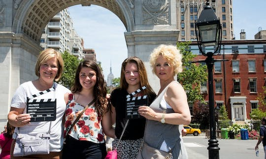 New York City TV & movie Spanish language bus tour