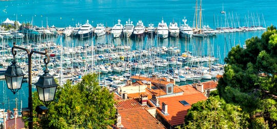 Cannes, Antibes & Saint-Paul de Vence half-day tour from Nice