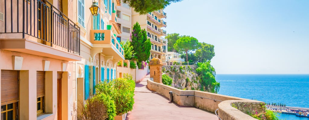 Excursão de meio dia a Eze, Mônaco e Monte Carlo