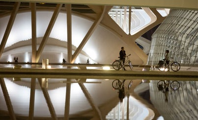 Ver la ciudad,Visitas en bici,