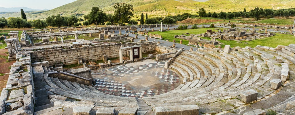 Ancient Messene Day Trip da Costa Navarino