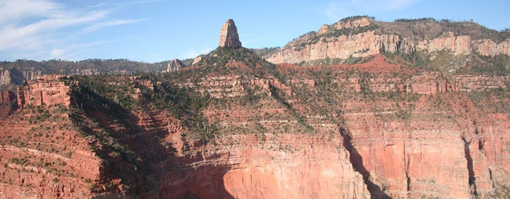 Grand Discovery air tour from Grand Canyon