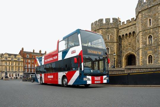 Windsor - 24-godzinna wycieczka Hop-on Hop-off Bus