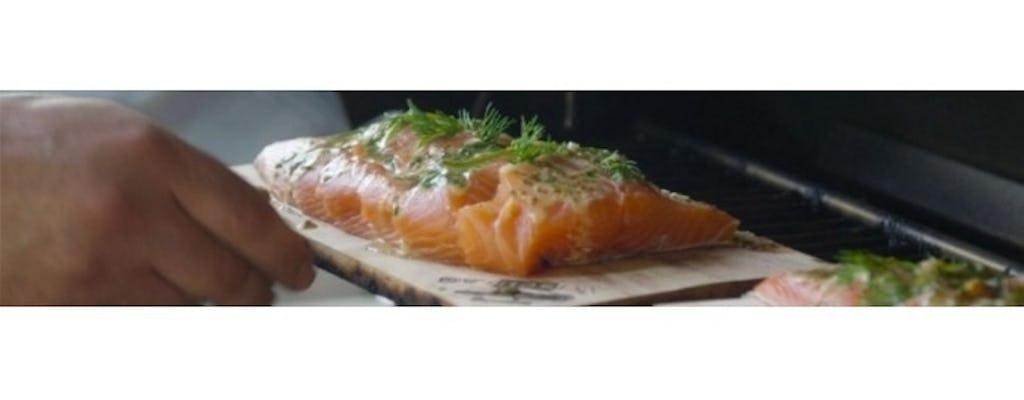 Grillseminar Fisch