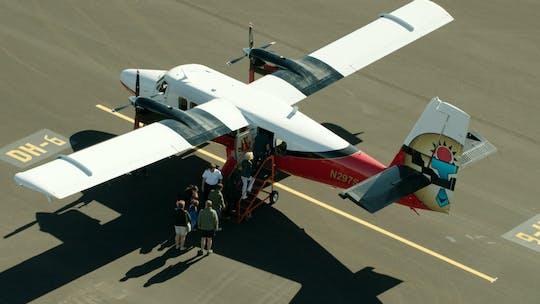 Гранд-Каньон Северный воздушный и наземный тур из Лас-Вегаса