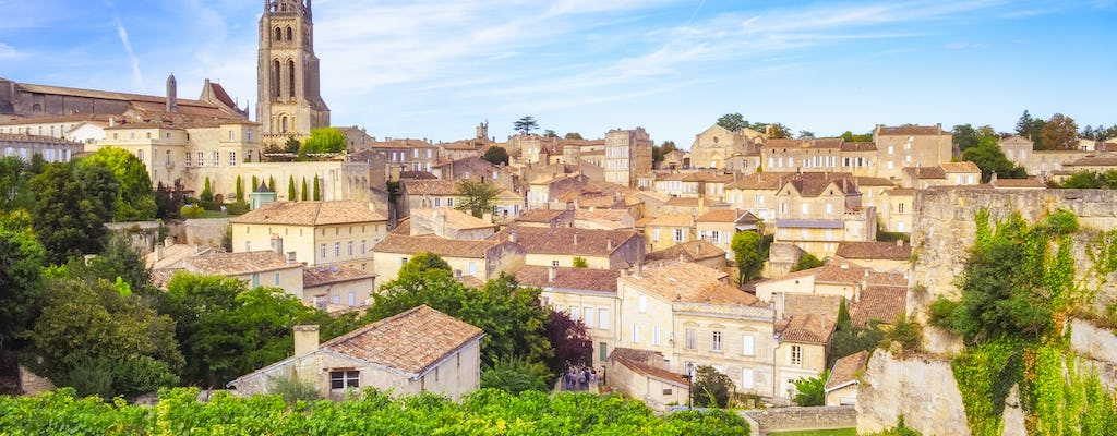 Tour of Saint Emilion and Pomerol Merlot wines