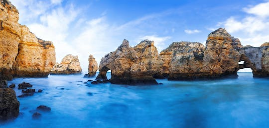 Ponta da Piedade Grotto tour from Lagos