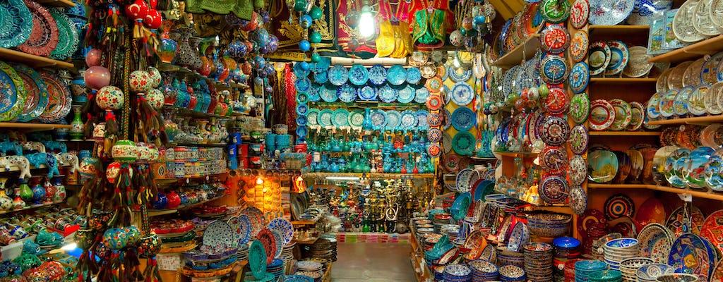 Istanbul Mosaike und Blaue Moschee Kleingruppen-Tagestour