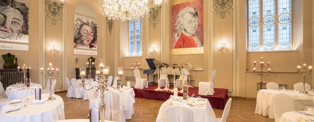 Mozart Dinner Concert tickets