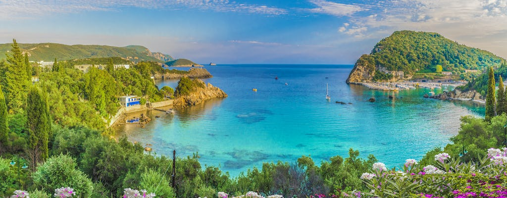 Tour of the North of Corfu