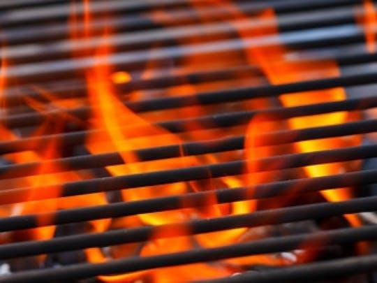 Barbecue workshop in Schwetzingen