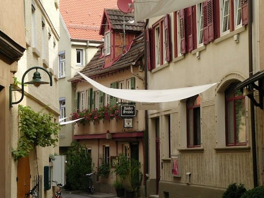 Culinary tour through Bad Cannstatt with guide