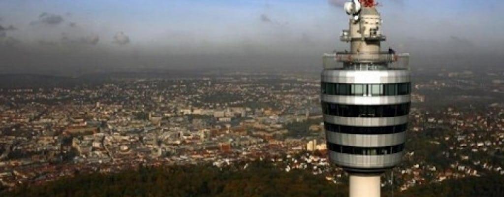 """Wycieczka z przewodnikiem """"Typisch Stuttgart"""" dla grup prywatnych"""