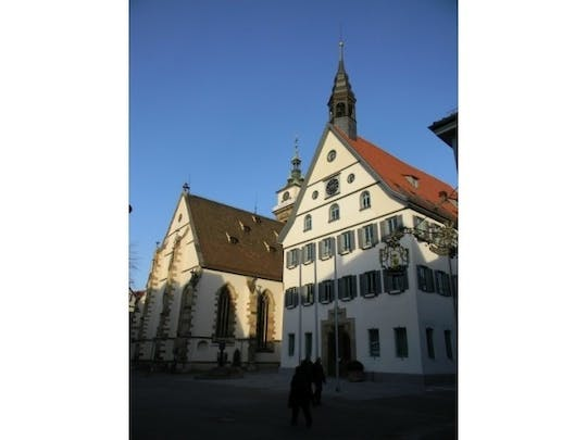 Old town walking tour in Bad Cannstatt for private groups