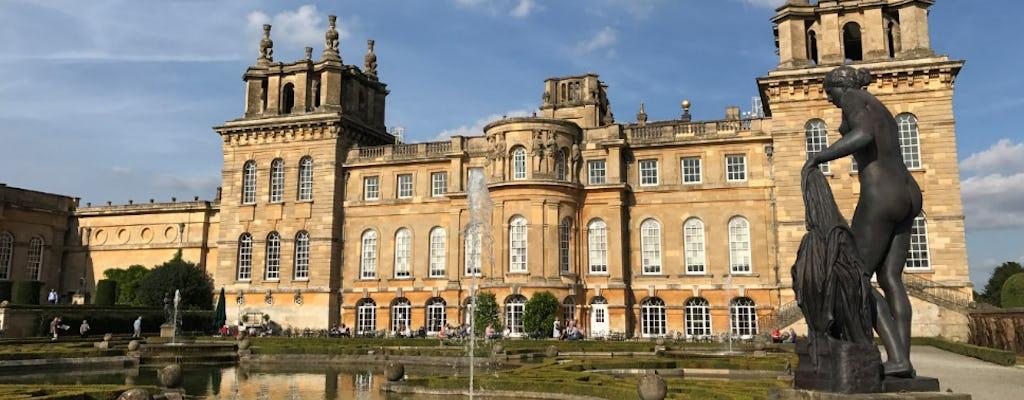 Visite privée en voiture des Cotswolds et du palais de Blenheim