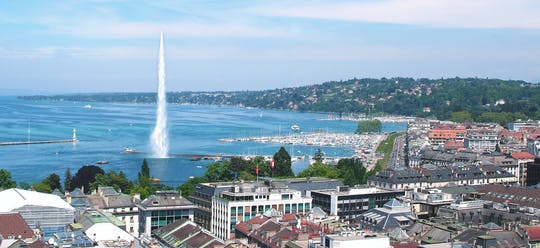 Tour pela cidade de Genebra
