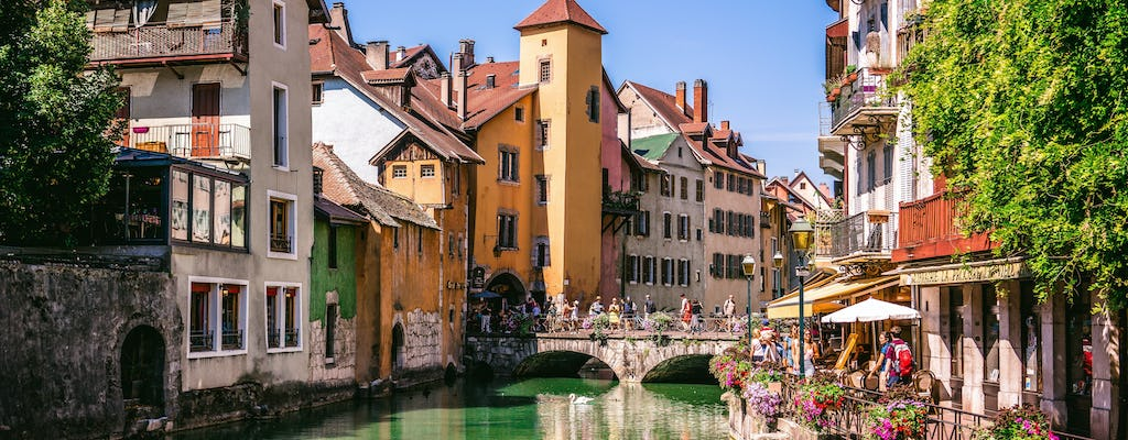 Annecy and Geneva in one day tour