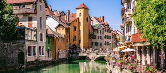 Annecy y Ginebra en una excursión de un día.