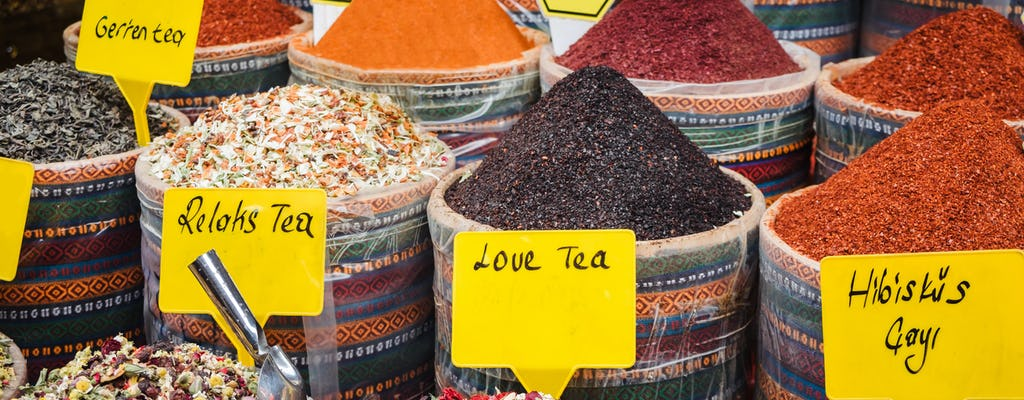 De Culinary Secrets & Photography tour van Istanbul