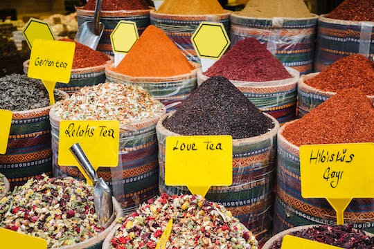 Istanbul's Culinary Secrets & Photography tour