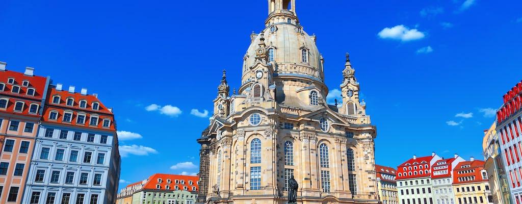 Private Führung in Dresden und Umgebung