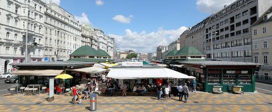 Recorrido gastronómico de Viena en Naschmarkt