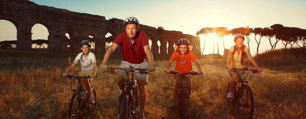 Alte Appian Way, Katakomben und Aquädukte E-Bike-Tour