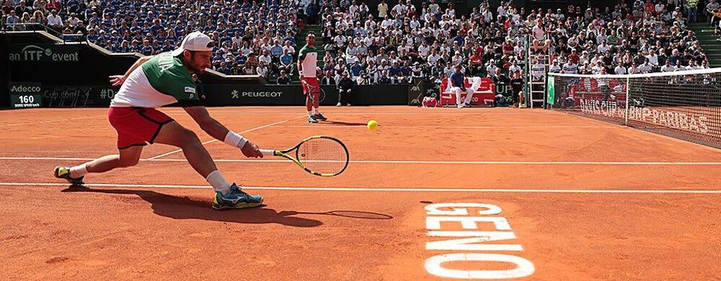 3 notti in hotel 4* + biglietti Italia-Canada e\o Italia-USA: Davis Cup by Rakuten Madrid Finals