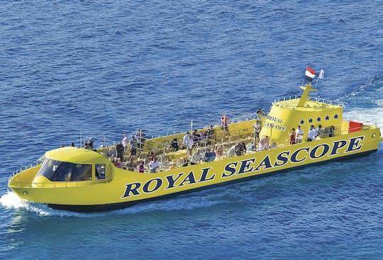 Rejs łodzią podwodną z Sharm El Sheikh