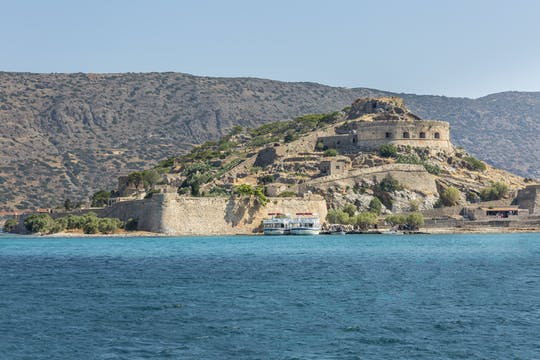 The Island of Spinalonga – from Heraklion