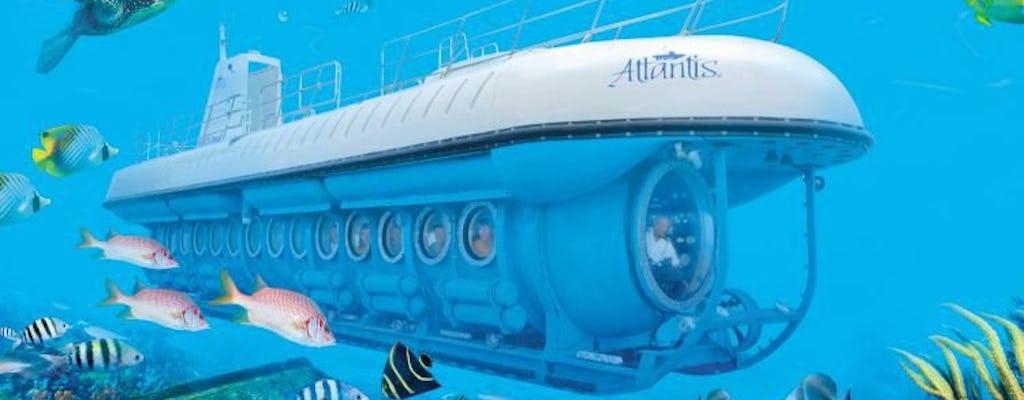 Aruba Atlantis Submarine Tour