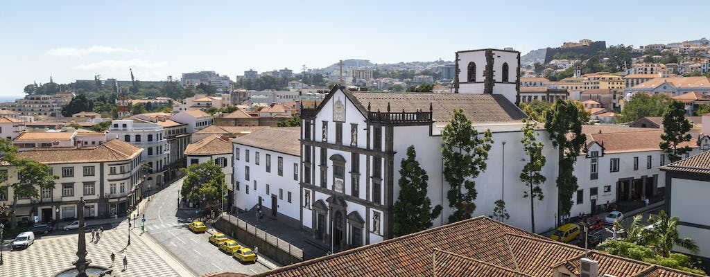 Funchal City Tour – from the West