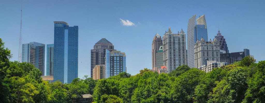 Atlanta city 5 hour bus tour