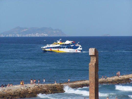 Calpe Mini-cruise (Penyal d'Ifac)