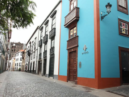 Transfer naar Santa Cruz de La Palma