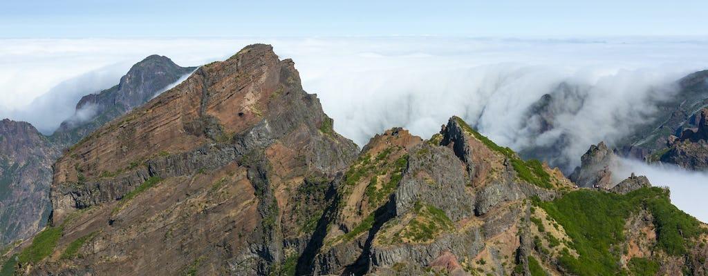 Pico do Arieiro Walk – from the West