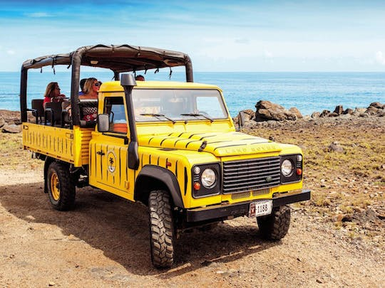 Arikok and Baby Beach 4x4 Tour