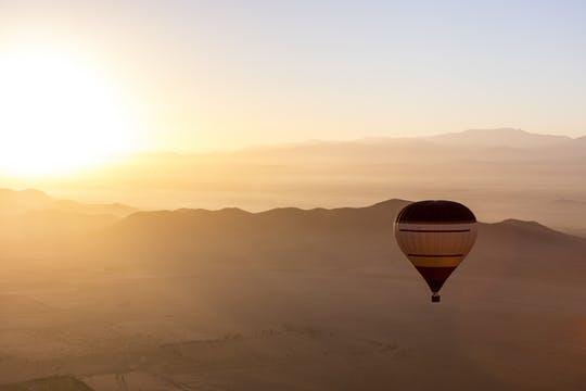 Marrakech Hot Air Balloon Tour