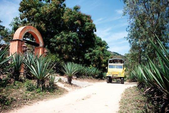 Verborgen Mexico met Botanische Tuin - Ticket