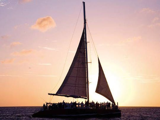Aruba Sunset Cruise