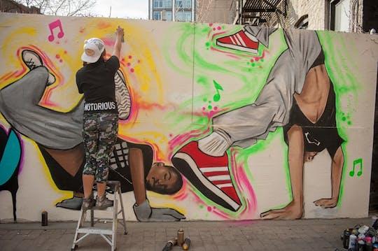 Private Street Art Tour in Manhattan