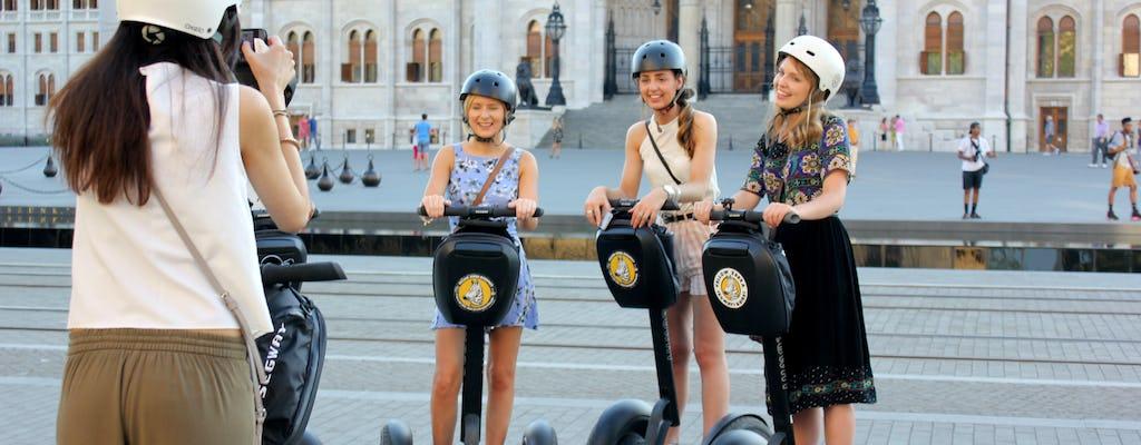 2-uur durende Grand Segwaytour in Boedapest