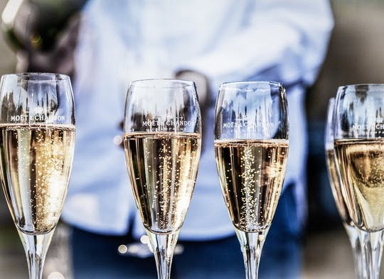 Private prestige one-day tour to Champagne from Paris