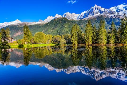 De Genebra a Chamonix Mont Blanc ida e volta de ônibus